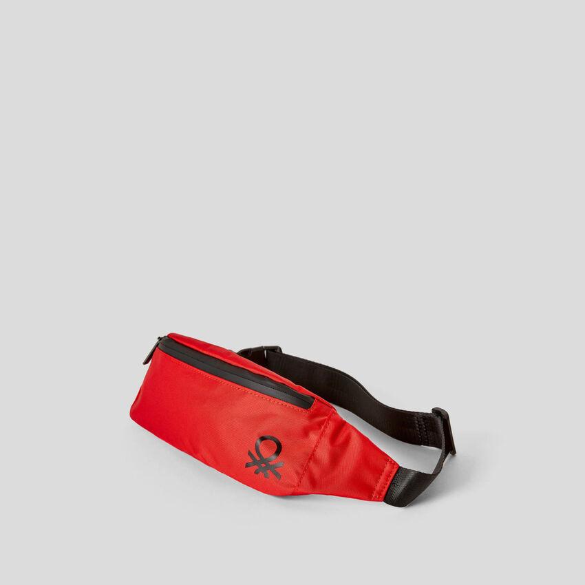 Bolsa de cintura em nylon