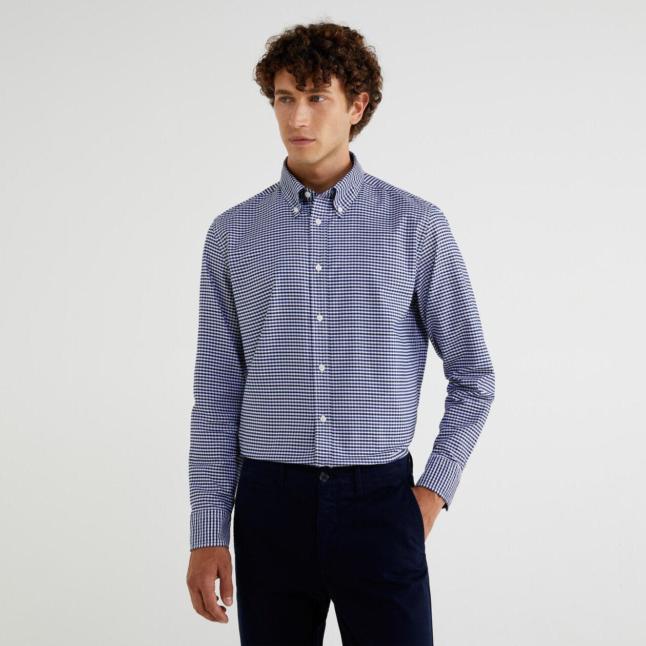 Camisa button down