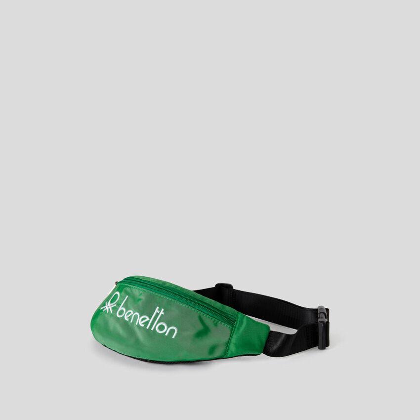 Bolsa de cintura com logótipo