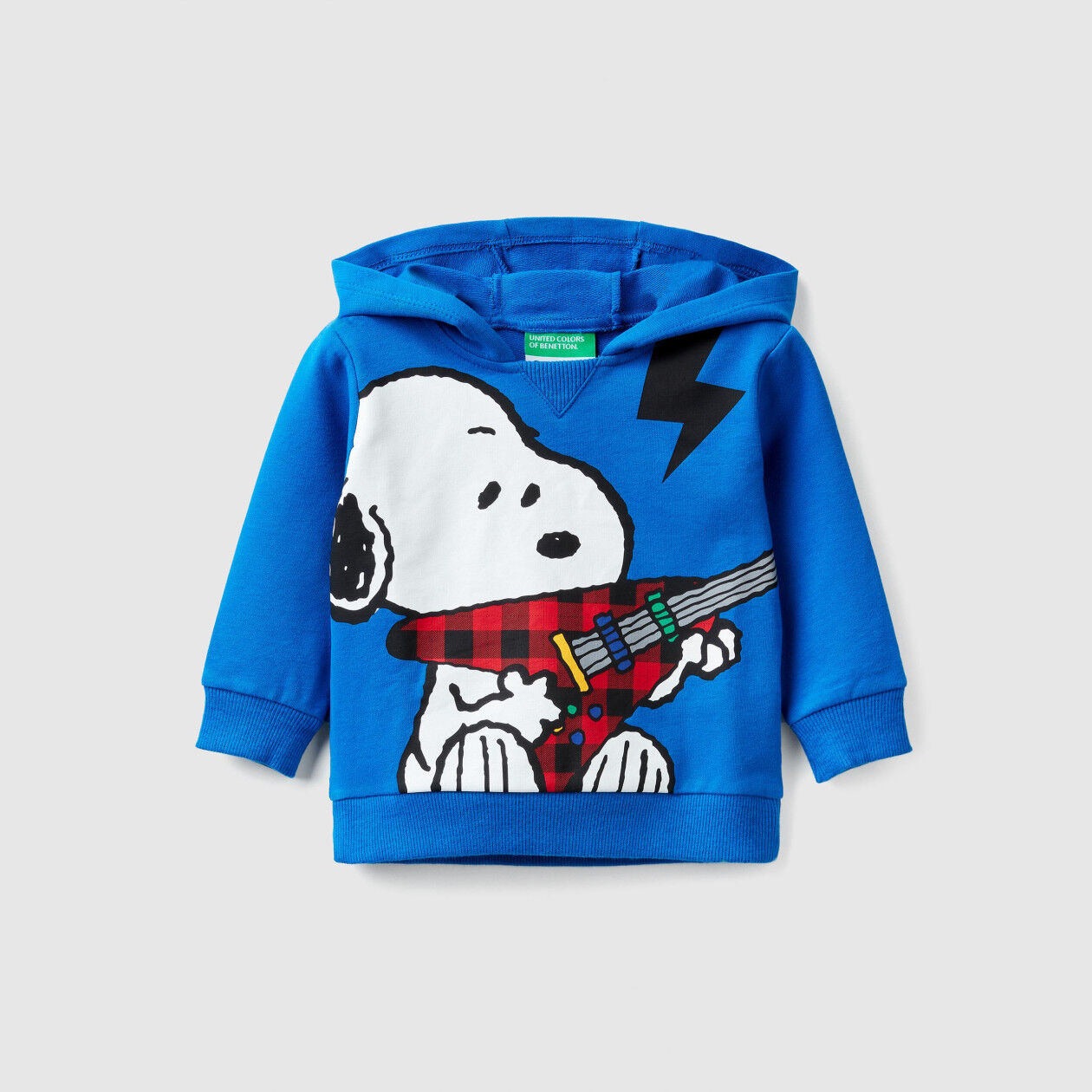 "Sweat ""Snoopy"" com capuz"