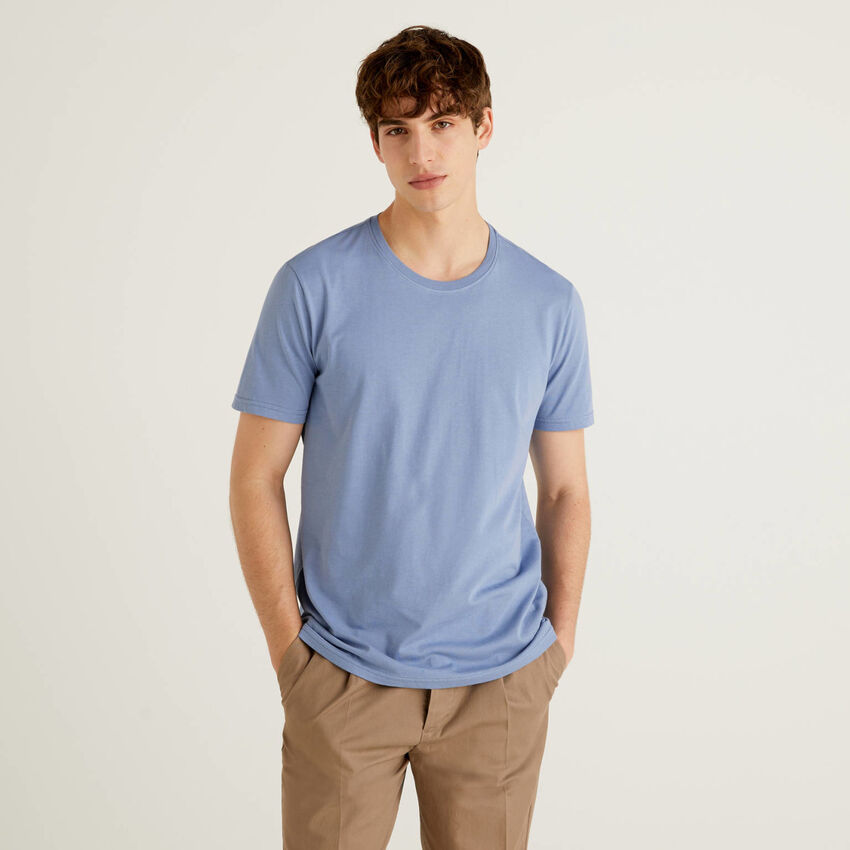 T-shirt azul força aérea