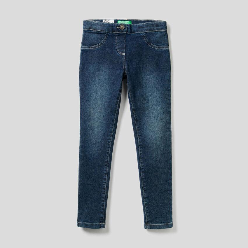 "Jeans em denim ""Eco-Recycle"""