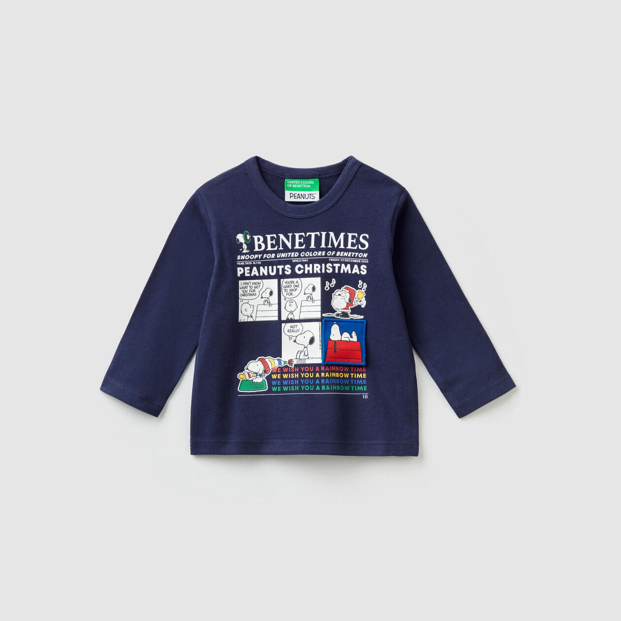 "T-shirt ""Peanuts Christmas"""