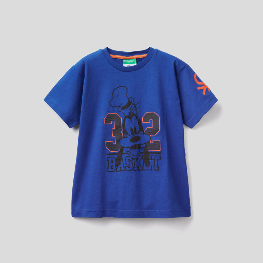 T-shirt com estampa Disney