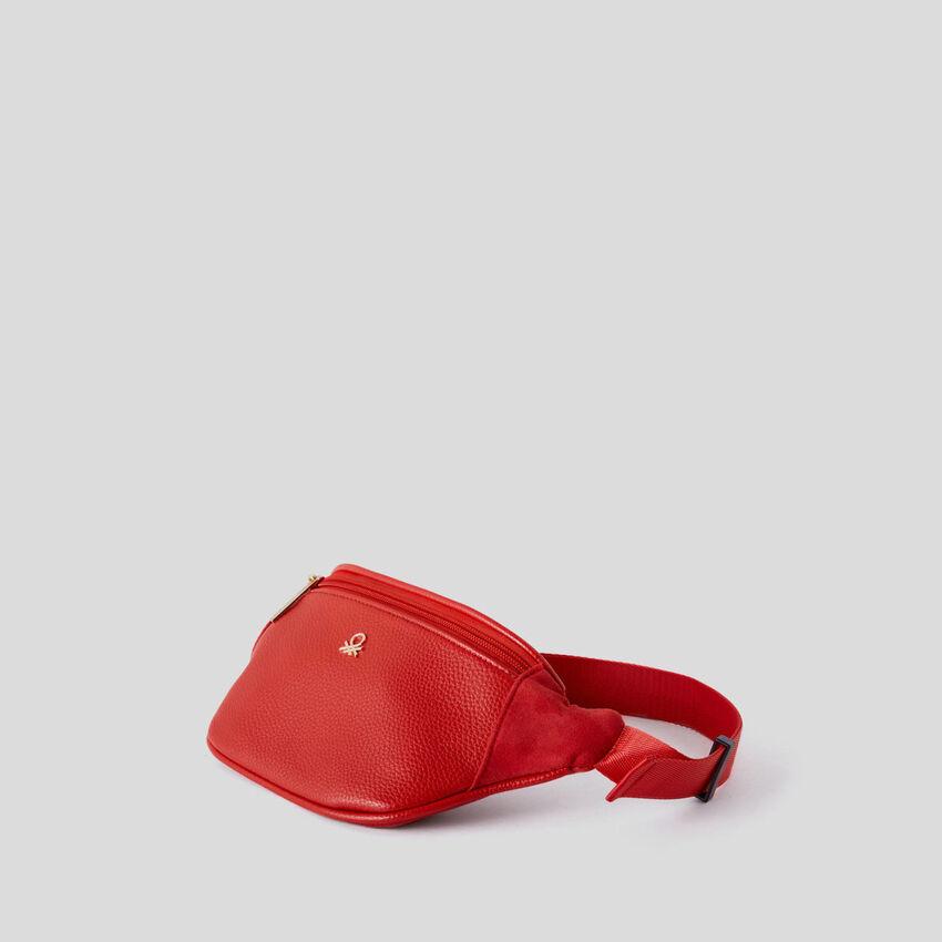 Bolsa de cintura compacta