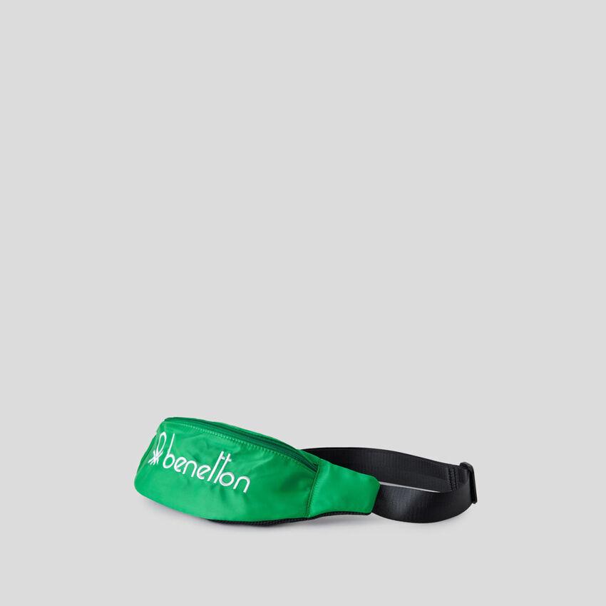 Bolsa de cintura unissexo com logótipo