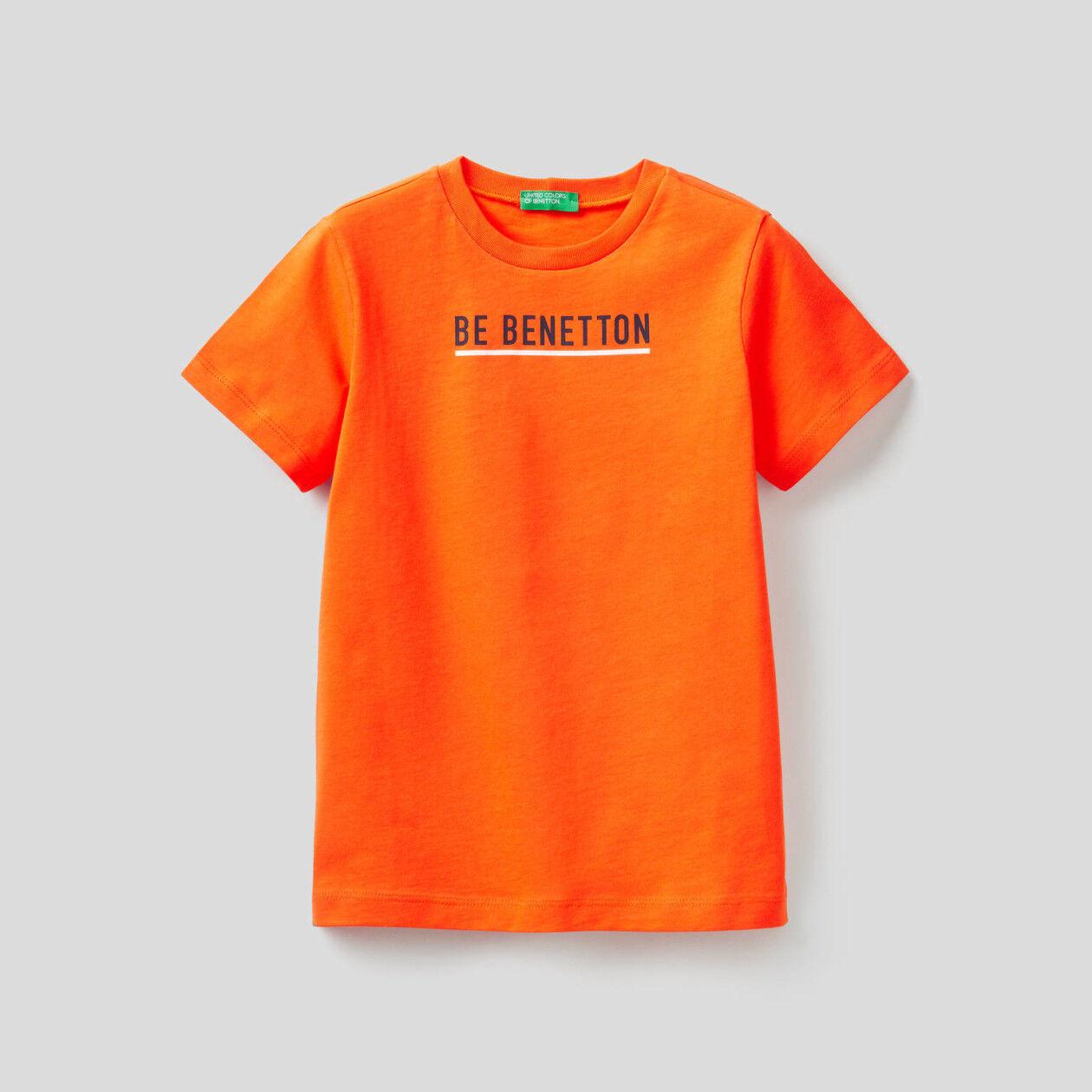 T-shirt 100% algodão com estampa