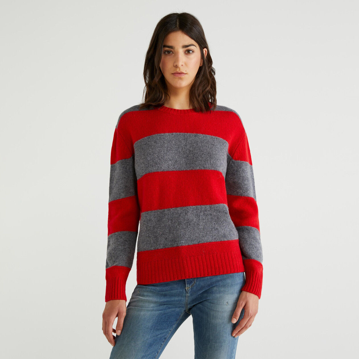Camisola de lã shetland