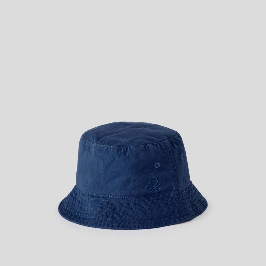 Chapéu pescador com logótipo